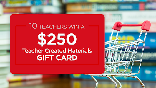 Win a Back-to-School Shopping Spree for Your Classroom