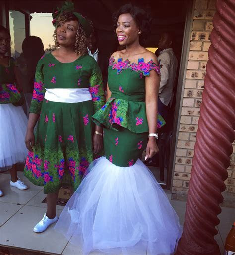 #Tsonga traditional wedding @thedivinestyle   African in