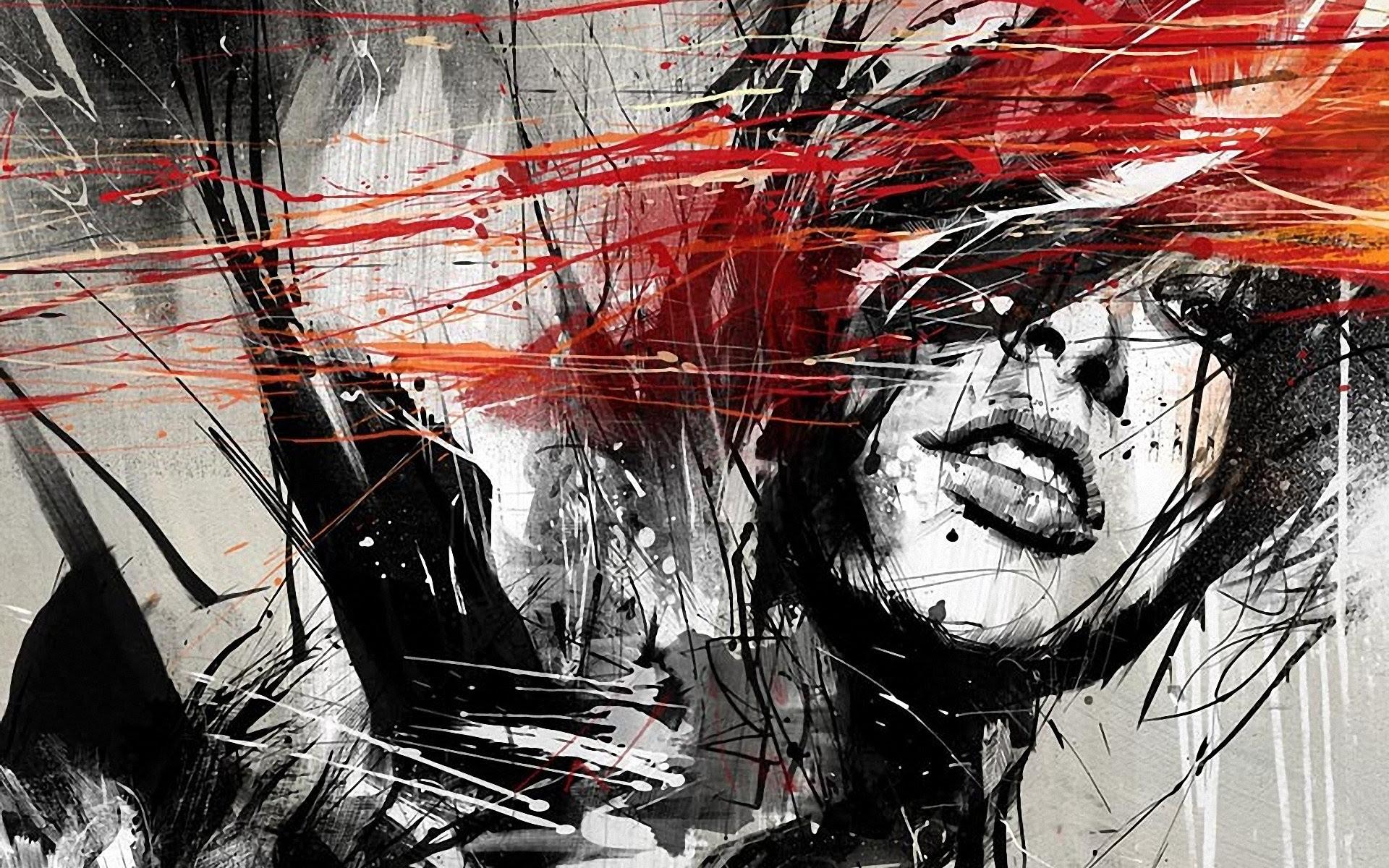 Red White Black Wallpaper 69 Images