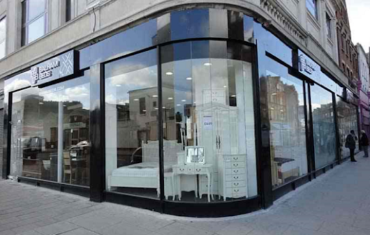How we can get an effective shopfront in London, UK
