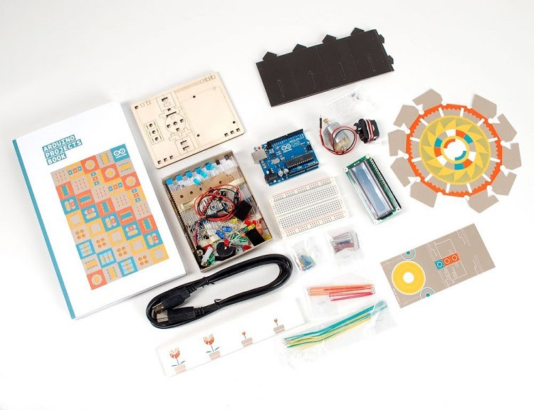 Arduino Starter Kit Official Package