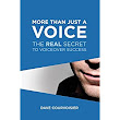 More Than Just A Voice: Book Review | Nikki Saco