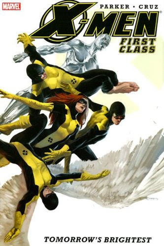 X-Men: First Class - Tomorrow's Brightest