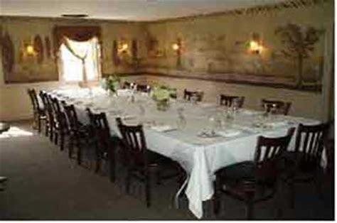 Northern NJ Restaurants with Private Dining Rooms