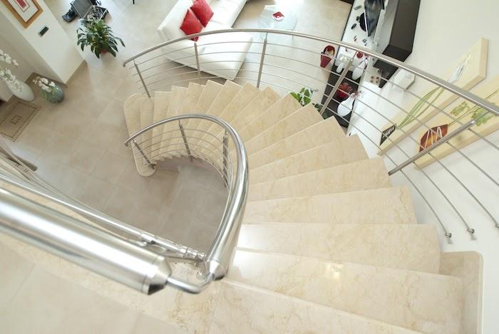 Mobili lavelli scale in cemento armato per interni - Scale in cemento per interni ...