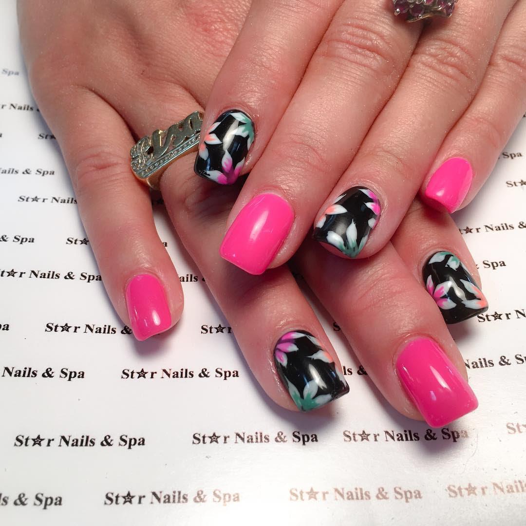55 Cute Summer Nails