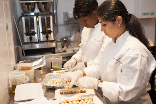 New York's Most Groundbreaking Catering Is Made by Refugees