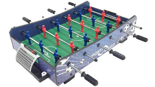 10 Best Foosball Tables Reviews (Jan. 2018) - Recommended by Expert
