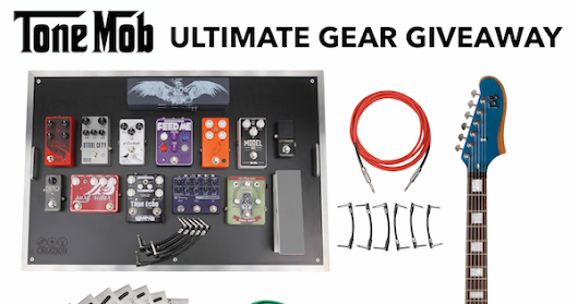 Tone Mob Ultimate Gear Giveaway
