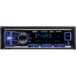Boss 611uab Car Flash Audio Player - Ipod/iphone Compatible - Single Din - Mp3, Wma - Am, Fm - 18, 12 X Fm, Am Preset - Secure Digital [sd] Card -