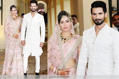 Mira Rajput and Shahid Kapoor Finally Got Married!
