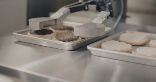 Burger-flipping robot could spell the end of teen employment