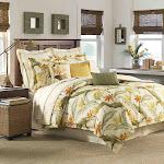 Tommy Bahama Birds of Paradise 4-piece Comforter Set Queen