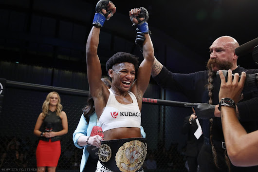 Black History Month 2017 Special: Top 10 Black American Fighters of the Past Year – MMA Freak