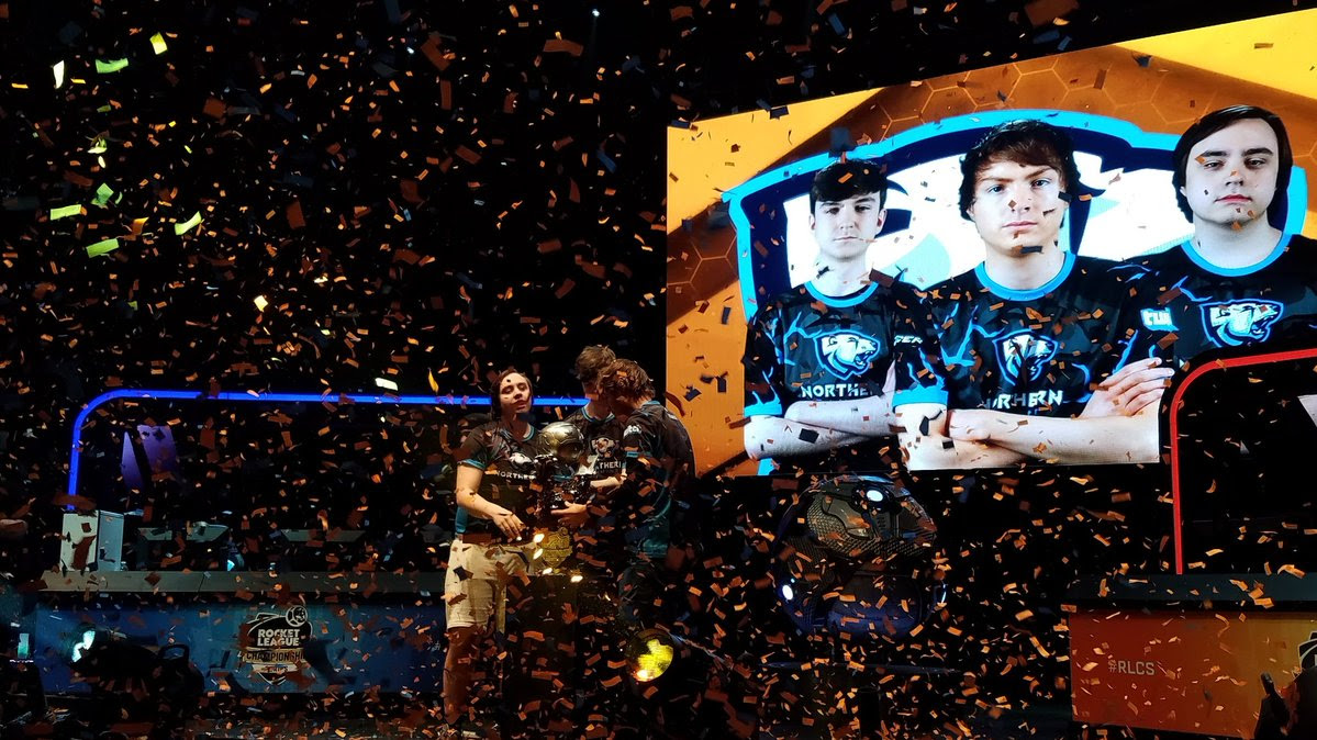 Northern Gaming defies the odds to become Rocket League champions screenshot