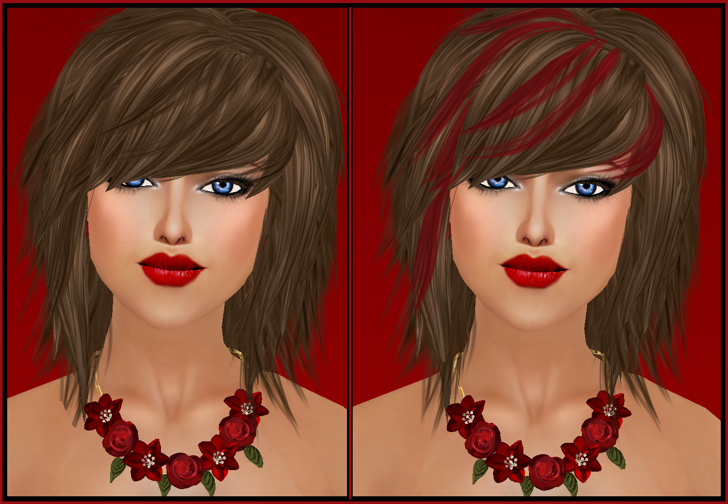 My Style in Second Life: 4 NEW Hairstyles at Truth! Plus ...