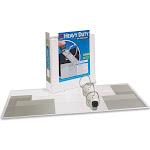 Avery Heavy-Duty - Presentation ring binder - Letter - for 670 sheets - white