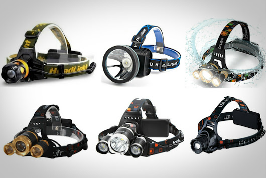 Best Fishing Headlamps Reviews 2017 - Buying Guide
