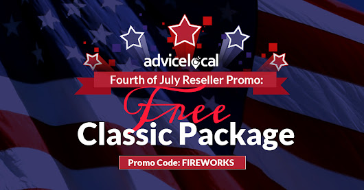 July Fourth Special: FREE Classic Package | Advice Local