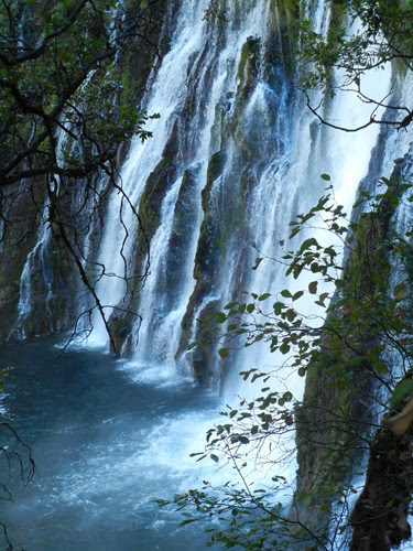 Burney Falls _ 5600