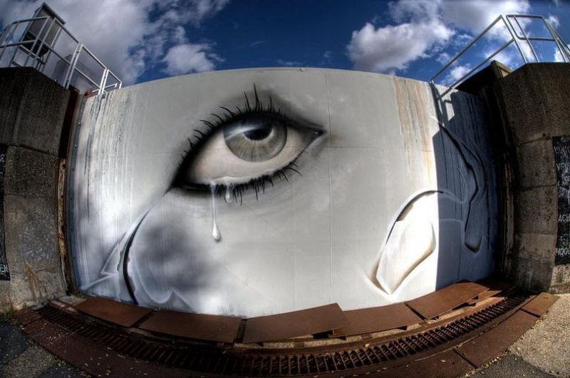 A vila condenada de Doel e sua arte de rua surpreendente 14