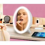 Aduro U-Reflect Plus Vanity Mirror with Built in Bluetooth Speaker