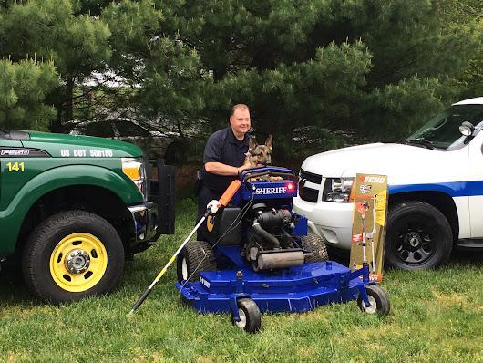 Akehurst Landscape Equips Local K-9 Unit with Lawn Gear: This Week's Industry News