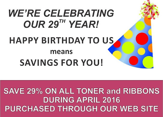 Celebrating Our 29th Year! - Business Systems Inc.