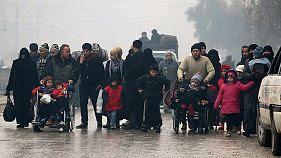 ΟΗΕ: «Πλήρης κατάρρευση της ανθρωπότητας» στο Χαλέπι (συνέντευξη)