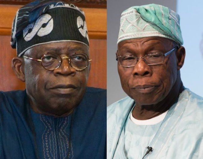 Obasanjo Is An Expired Politician – Tinubu