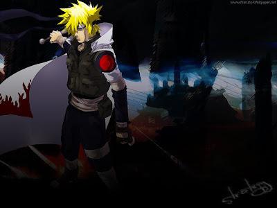 Naruto Wallpaper - Yundaime The 4th