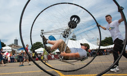 Maker Faire Detroit Admission for Two or Four at The Henry Ford on July 30 or 31 (Up to 48% Off)