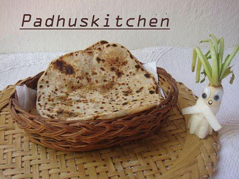 radish paratha