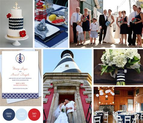 Elegant Nautical Wedding   Blog   Toronto Wedding Invitations