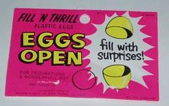 Fill 'n Thrill Eggs Open