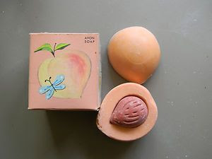 Avon Pretty Peach Soap