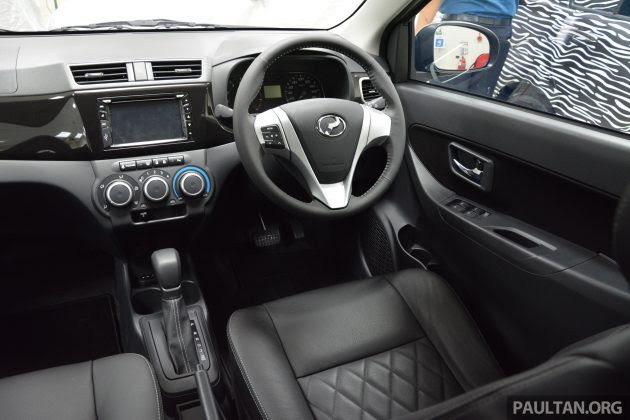 DRIVEN: 2016 Perodua Bezza Sedan - 1.0L, 1.3L full details