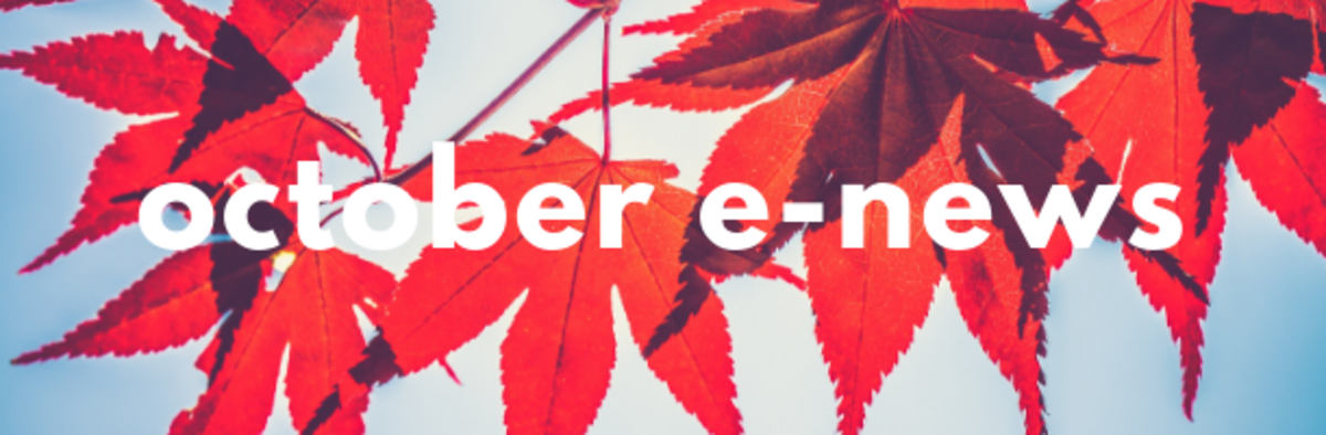 October e-News