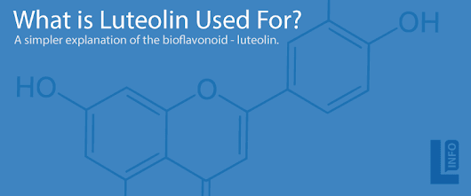 What is Luteolin Used For? | Luteolin Info