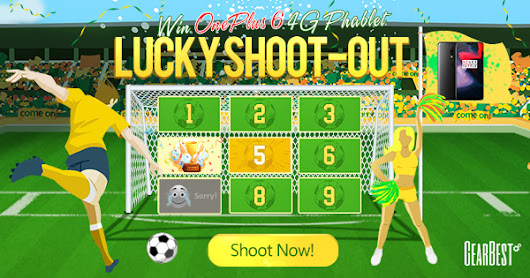 #GearBest #Shootout #Game