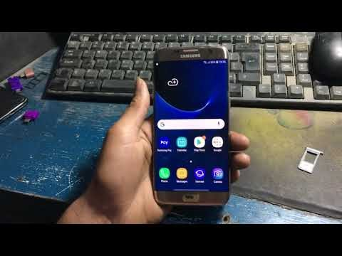 Samsung Galaxy S7 EDGE SM-G935f Frp Bypass Without PC TalkBack Not Work New Trick