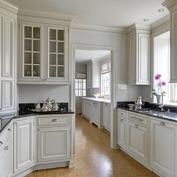 kitchen-cabinet-crown-molding - Design, decor, photos, pictures ...