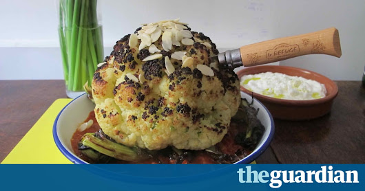 How to cook the perfect roasted cauliflower | Life and style | The Guardian