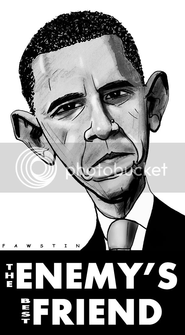 Obama Enemy's Friend