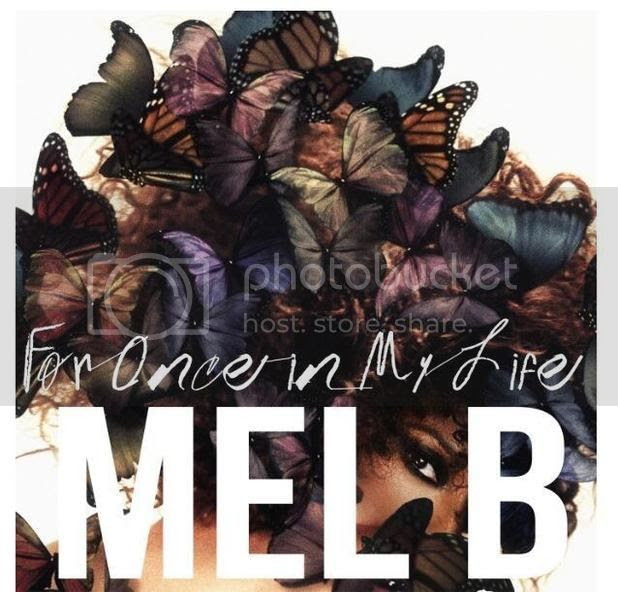 Video Premiere: Mel B - 'For Once In My Life'...
