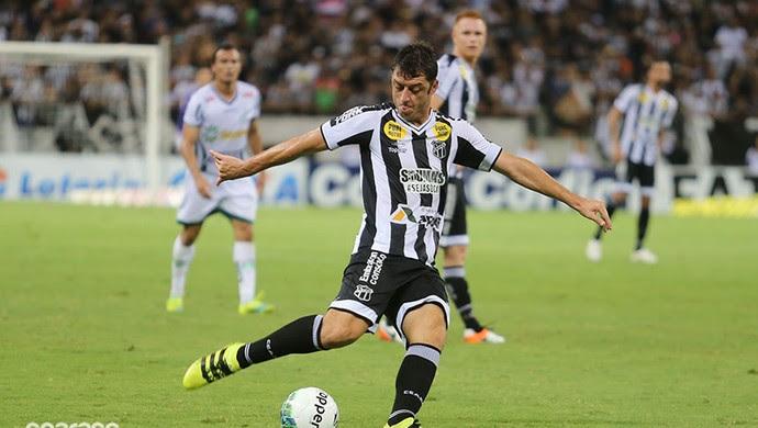 Felipe Menezes, Ceará (Foto: Cearasc.com/Divulgação)