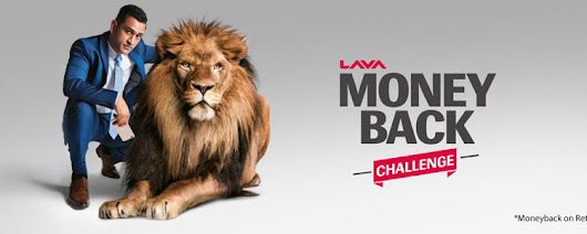 Lava Money Back Challenge with its New Smartphones
