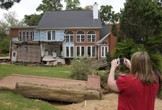 Top spring hazards homeowners face in each of 8 U.S. regions
