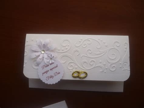 Wedding money holder envelope Sobre para lluvia de