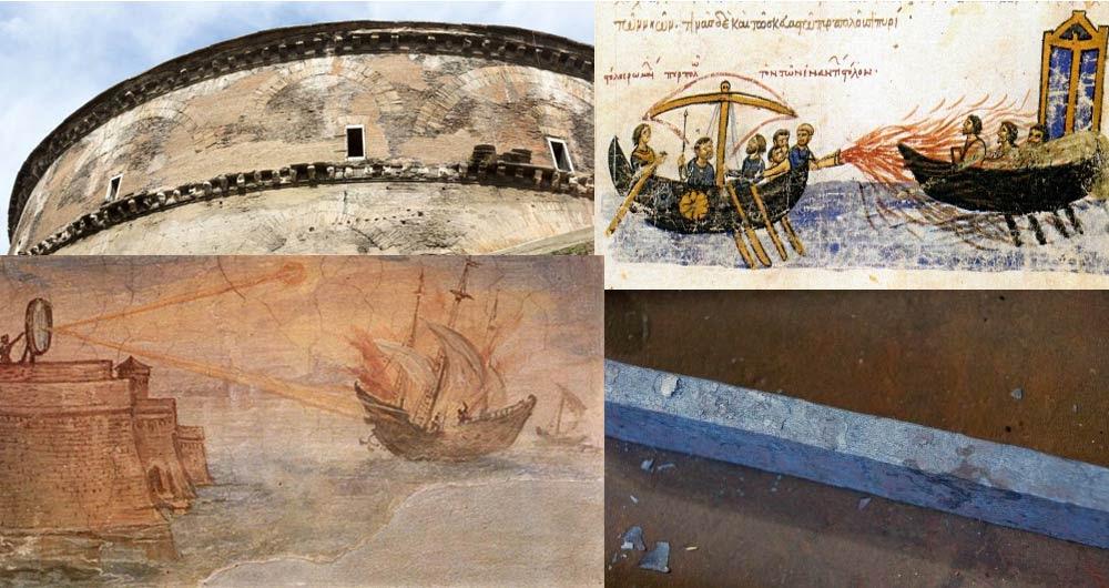 6 Avanzada Ancient Invenciones